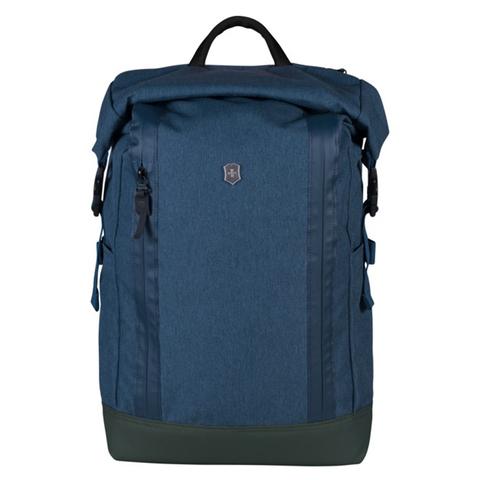 Рюкзак Victorinox Altmont Classic Rolltop Laptop 15'', синий, 29x15x44 см, 20 л