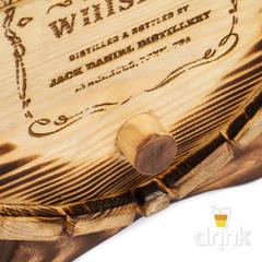 Мини-бар в виде бочки «Jack Daniels», фото 8