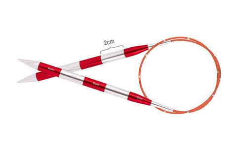 """Спицы круговые укороченные """"SmartStix"""" 5мм/40см, KnitPro, 42051"""