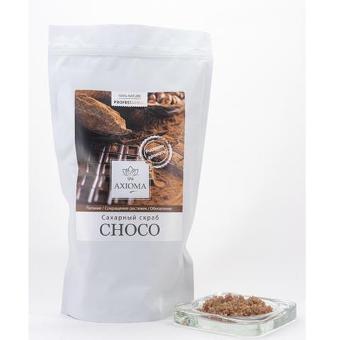 Сухой сахарный скраб «Choco»