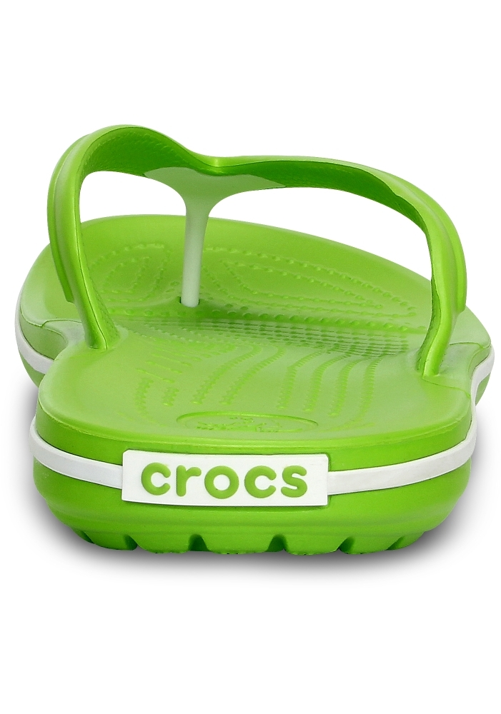 вьетнамки Crocs Крокбенд Флип Грин