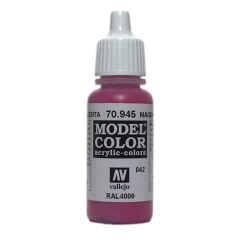 Model Color Magenta 17 ml.