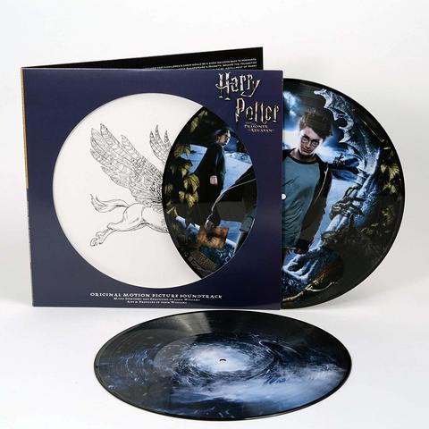 Комплект из двух виниловых пластинок. Гарри Поттер и Узник Азкабана || Harry Potter and the Prisoner of Azkaban. Barnes & Noble Exclusive