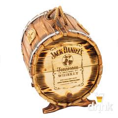 Мини-бар в виде бочки «Jack Daniels», фото 9