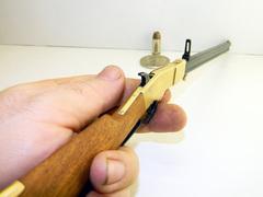 Miniature Henry 1860 rifle