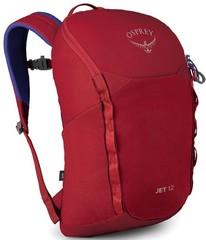 Рюкзак детский Osprey Jet 12 Cosmic Red