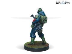 Chasseurs (вооружен Light Flamethrower, Rifle)
