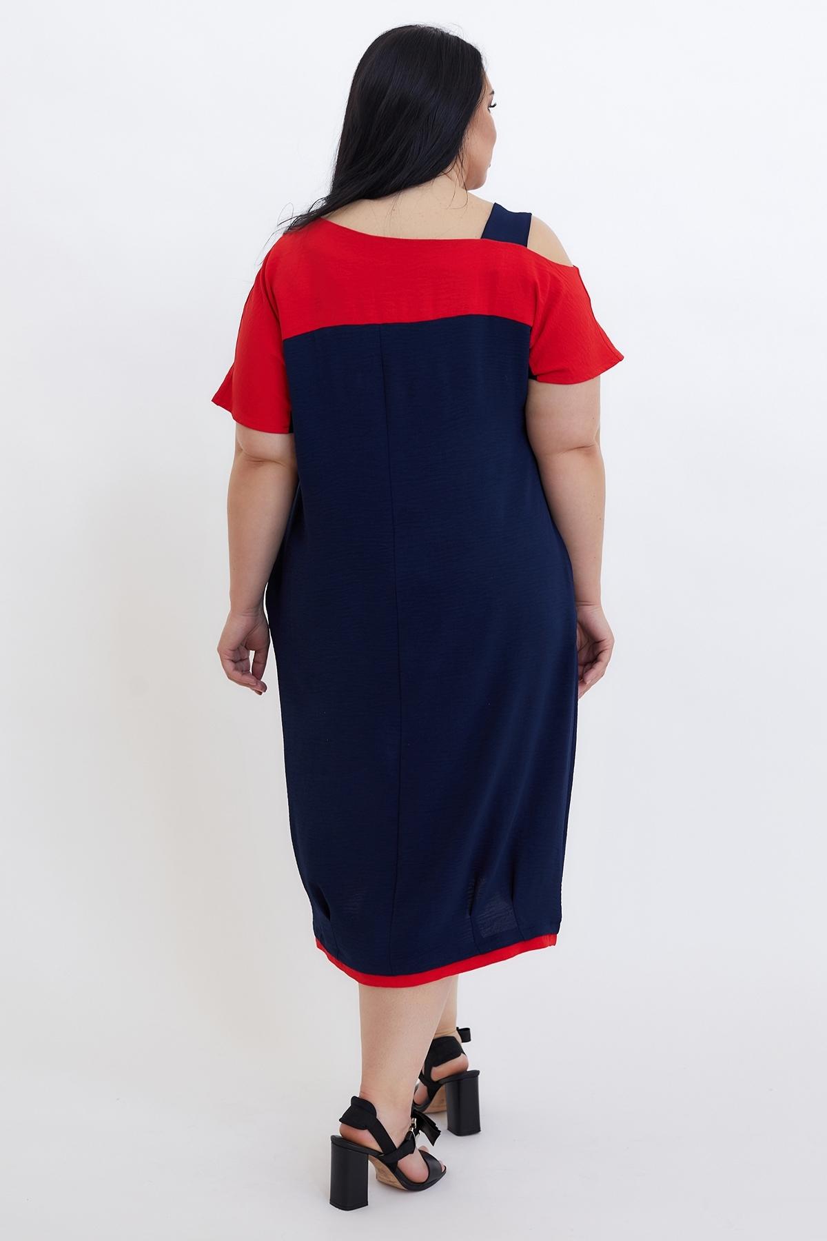 Сукня Беатріс (Беатрис) (червоний)