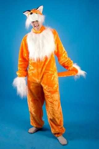 Карнавальный костюм Лиса 2
