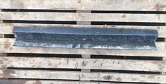 Запчать оригинал б/у воздухопровод верхний по средине  накладка узкого бампера МАН ТГС/MAN TGS  Оригинальные номера MAN - 81416140040