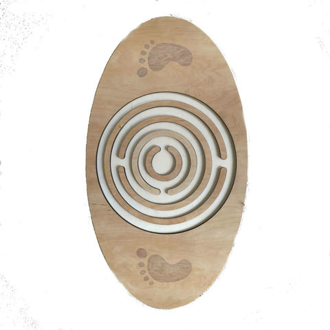 Доска баласировочная лабиринт