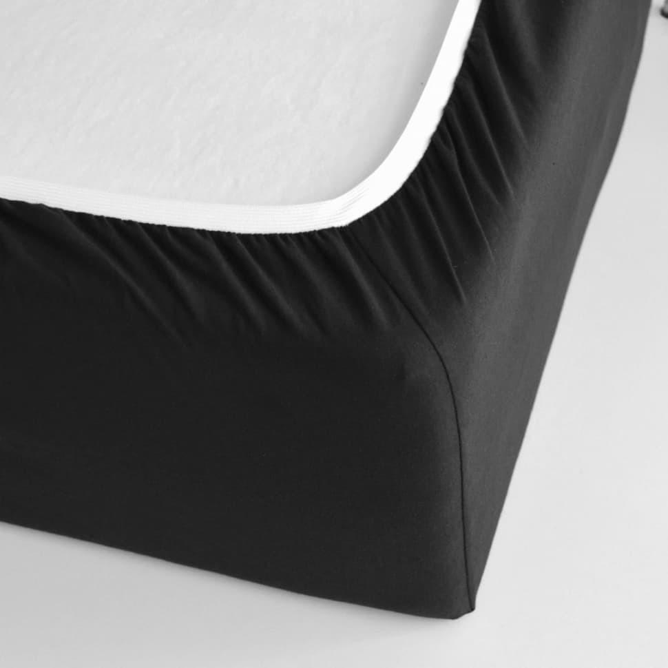 TUTTI FRUTTI чёрный - 1,5-спальный комплект постельного белья