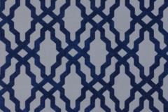 Шенилл Art-Deco indigo (Арт-Деко индиго)
