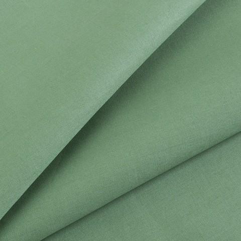 Сатин гладкокрашеный 250 см цвет зелень