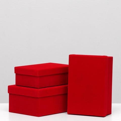 Коробка с наполнителем
