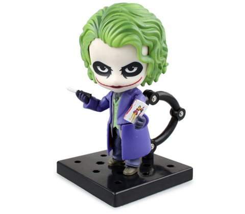 Фигурка Джокер Нендроид — Batman Dark Night Joker Nendoroid