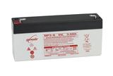 Аккумулятор EnerSys Genesis NP3-6 ( 6V 3Ah / 6В 3Ач ) - фотография