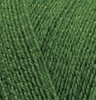 Пряжа Alize SAL SIM 118 (Зеленая трава)