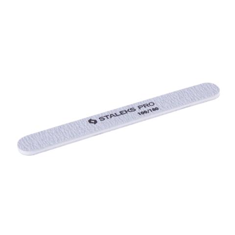 Пилка минеральная STALEKS Pro прямая 100/180гр
