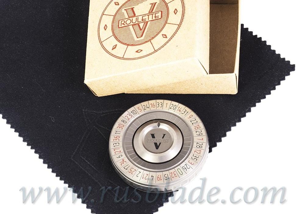 Pocket Roulette V Born in Vegas Shirogorov Knives