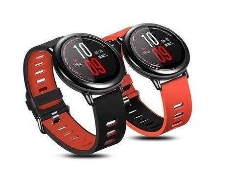 Xiaomi / Часы Amazfit Sports Watch | красные