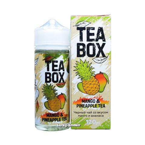 Жидкость Tea Box 120 мл Mango & Pineapple