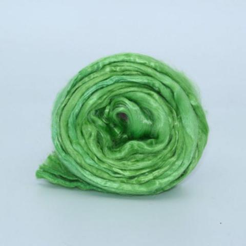 Вискоза для валяния (Троицкая) 434 Зеленый
