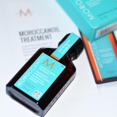 MOROCCANOIL Treatment восстанавливающее масло 25мл