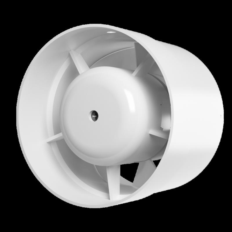 Эра (Россия) Канальный вентилятор Эра PROFIT 150 ВВ (двигатель на шарикоподшипниках) 01.png