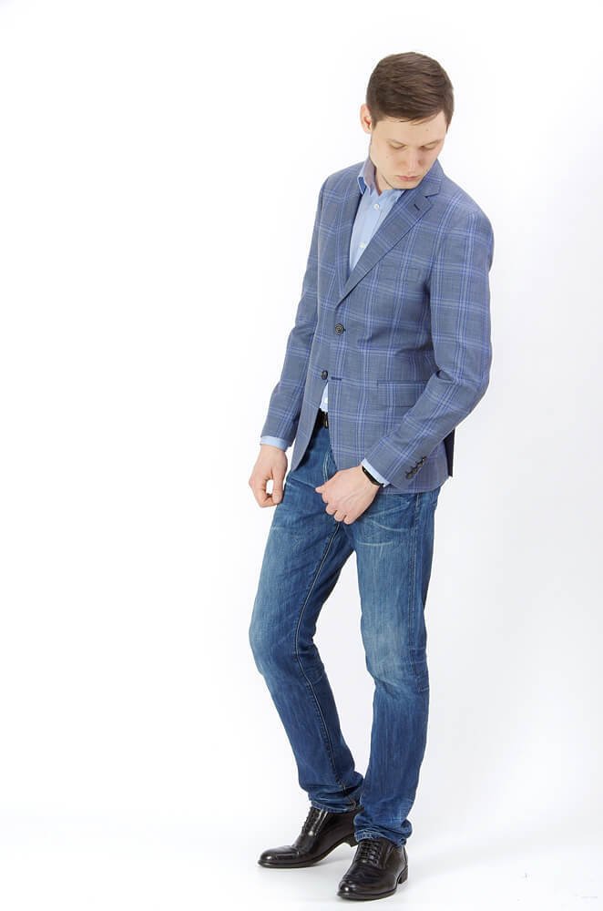 Пиджаки Slim fit Пиджак мужской Slim Fit 19/93 IMGP9461.jpg