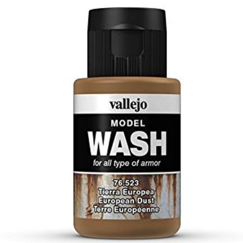 European Dust Wash 35 ml.