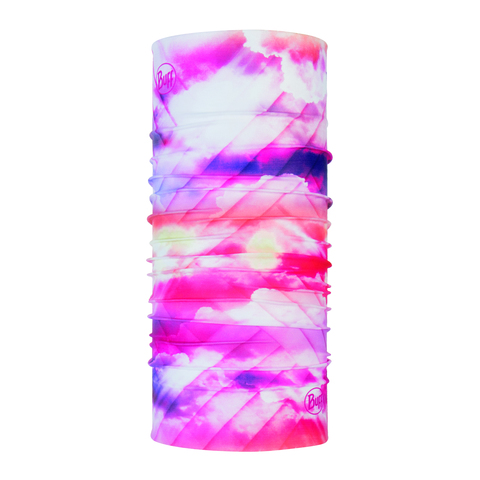 Бандана Buff CoolNet UV+ Neckwear Ray Rose Pink (US:one size)