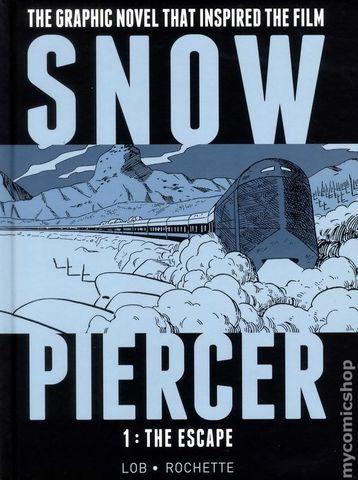 Snowpiercer HC #1 The Escape