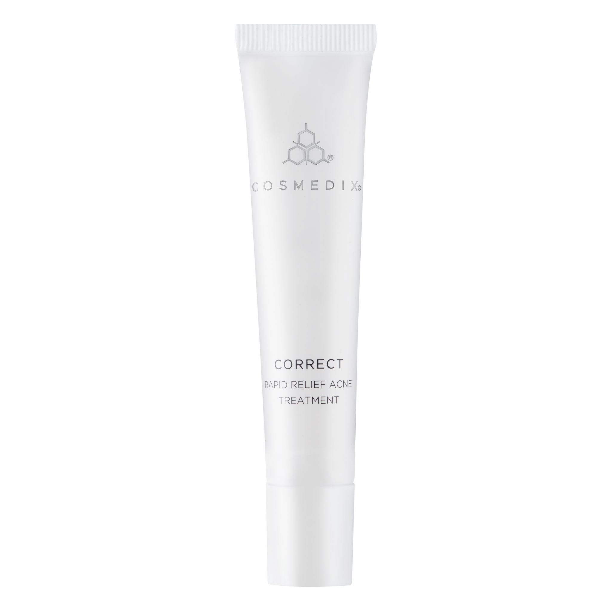 Экспресс сыворотка от высыпаний Cosmedix Correct Rapid Relief Acne Treatment 15 ml