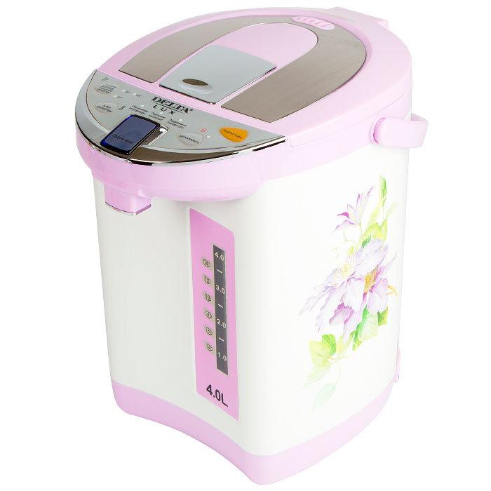 Чайник-термос электрический DELTA LUX DL-3031