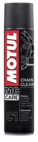 Очиститель смазки цепи Motul MC care C1 chain clean