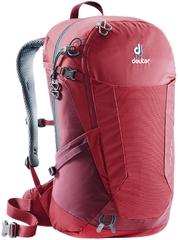 Deuter Futura 24 Cranberry-Maron - рюкзак туристический