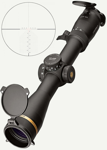 Leupold VX-6HD 2-12x42 CDS-ZL2 Impact-45MOA с подсветкой