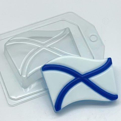 Флаг - Андреевский, форма для мыла пластиковая