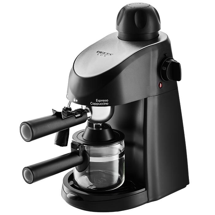 Кофеварка DELTA LUX DL-8150К