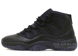 Кроссовки Мужские Nike Air Jordan XI Retro Black Carbon