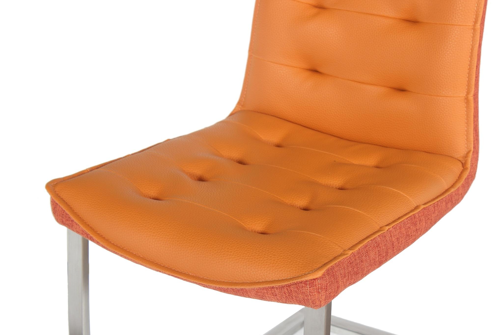 Стул NIAGARA ORANGE (оранжевый)