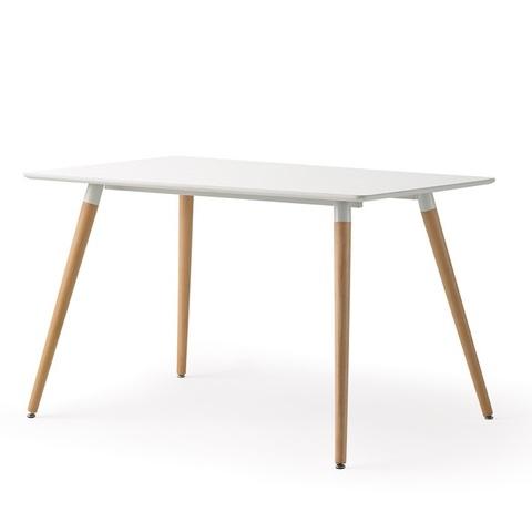 Обеденный стол DUPEN RT-903 Белый