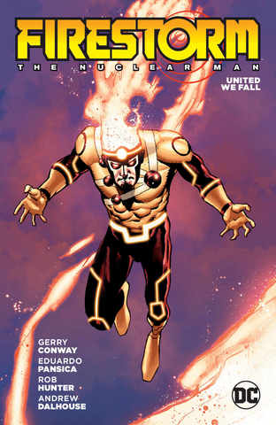 Firestorm The Nuclear Man TPB