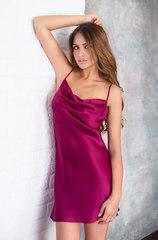 Сорочка из шёлка Mia-Mia вишневая