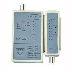 Кабельный тестер  LAN и BNC ST-248