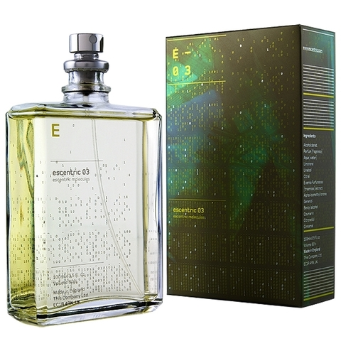 Escentric 03 Escentric Molecules M-, 100ml, Edt