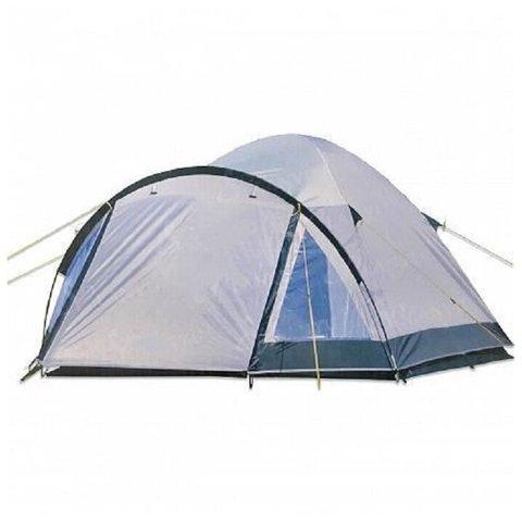 Палатка туристическая 3-х местная LANYU LY-1921 Размер 210 х 185 х 125 см