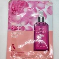 Тканевые Маска тканевая для лица с розой Dr.CELLIO ROSE AMPOULE MASK 25 мл SY--bmbzeH4.jpg