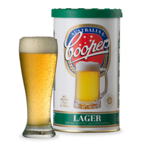 Пивной набор Coopers Original Series Lager